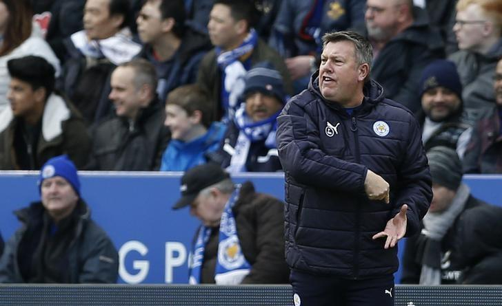 Britain Soccer Football - Leicester City v Hull City - Premier League - King Power Stadium - 4/3/17 Leicester City caretaker manager Craig Shakespeare  Action Images via Reuters / Matthew Childs Livepic