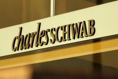 A Charles Schwab office is shown in Los Angeles, California January 29, 2016. REUTERS/Mike Blake