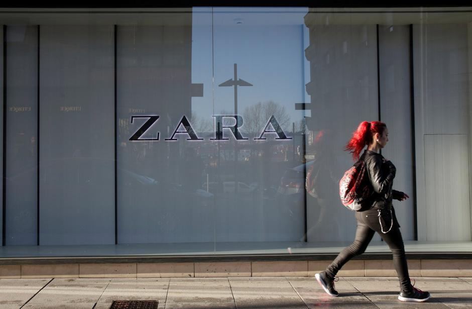 Emerging markets, online growth help Zara-owner Inditex outpace H&M