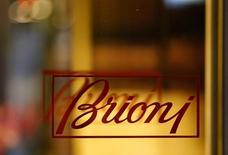 Kering a annoncé vendredi avoir choisi le patron de la marque de lingerie Agent Provocateur, Fabrizio Malverdi, pour prendre la tête du tailleur italien Brioni le 18 avril. /Photo d'archives/REUTERS/Leonhard Foeger