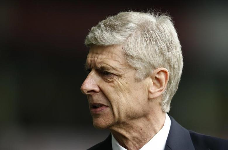 Britain Football Soccer - West Bromwich Albion v Arsenal - Premier League - The Hawthorns - 18/3/17 Arsenal manager Arsene Wenger before the match  Action Images via Reuters / Andrew Boyers Livepic