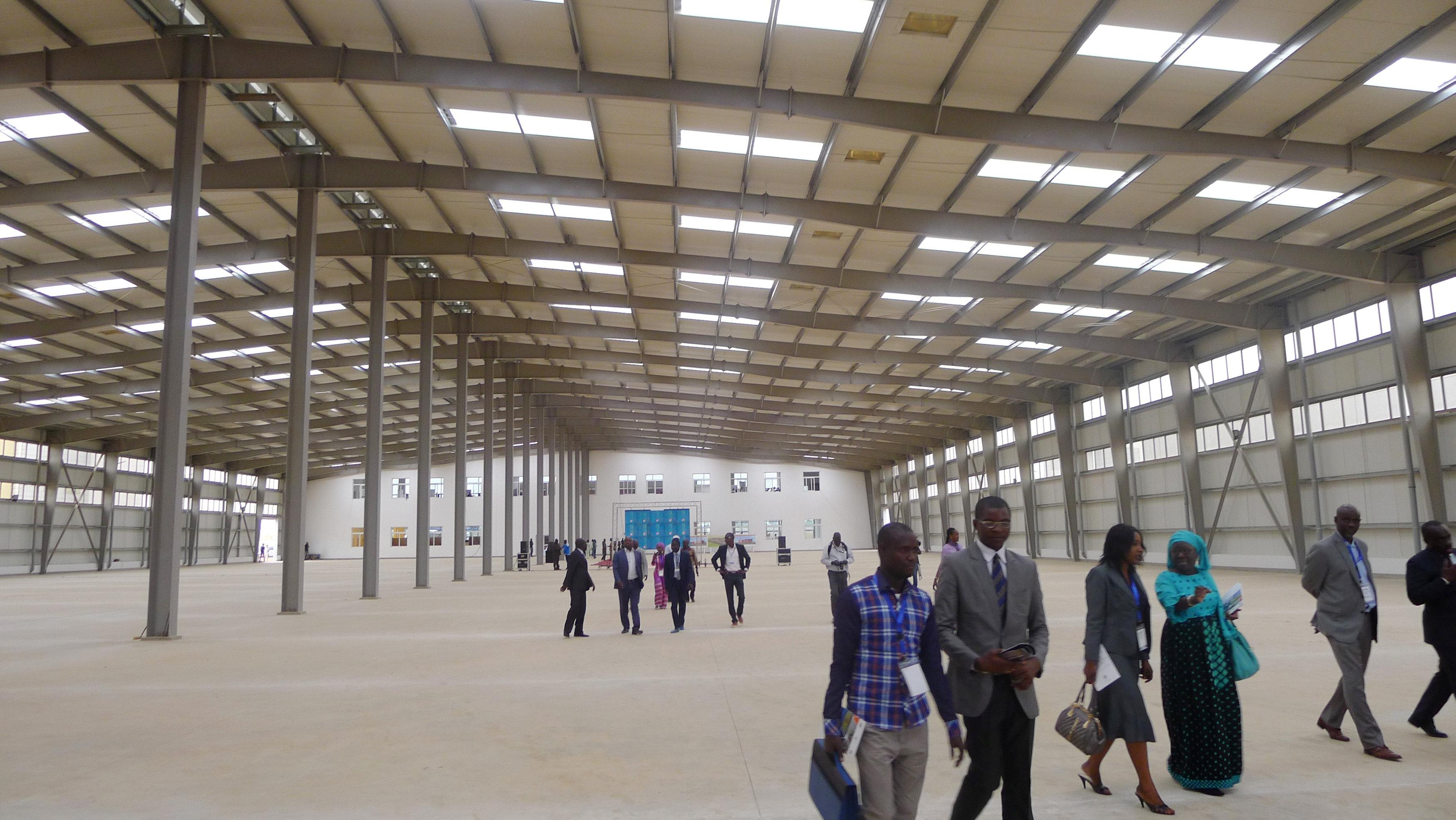 Made in Senegal? New industrial park woos Chinese firms