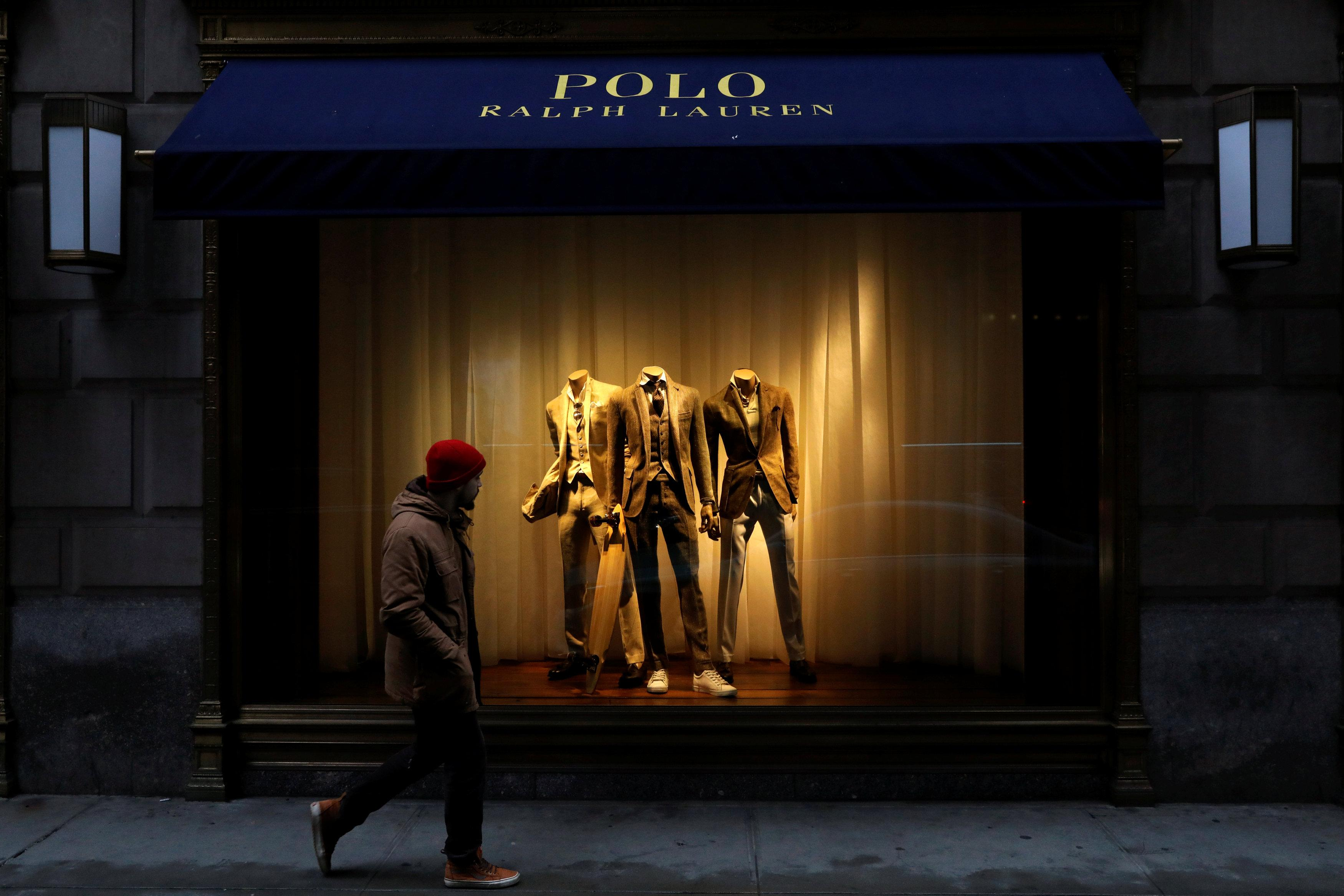 fantastic savings clearance sale great fit Ralph Lauren to cut jobs, close flagship Fifth Avenue Polo ...