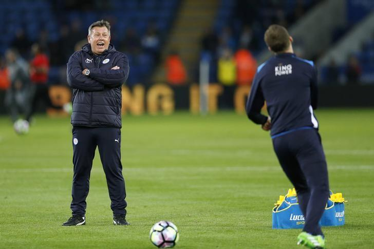 Britain Football Soccer - Leicester City v Sunderland - Premier League - King Power Stadium - 4/4/17 Leicester City manager Craig Shakespeare before the match  Action Images via Reuters / Andrew Boyers Livepic