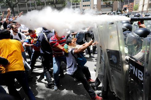 Outrage over Venezuela court power grab