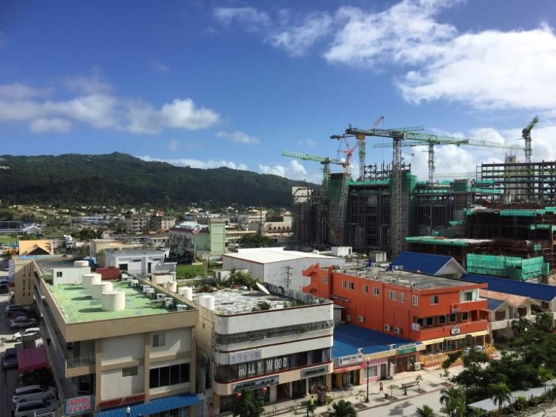 Saipan casino workers protest for payment as FBI cites