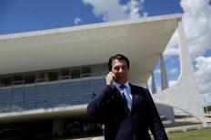 Relator da reforma da Previdência, deputado Arthur Oliveira Maia (PPS-BA) 11/04/2017 REUTERS/Ueslei Marcelino