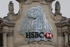 HSBC dit mardi n'écarter aucune hypothèse pour le premier tour, dimanche, de l'élection présidentielle en France, dont l'approche rend la Bourse de Paris nerveuse. /Photo prise le 6 février 2017/REUTERS/Jacky Naegelen