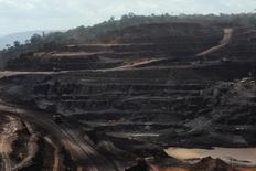 Mina Ferro Carajas, da Vale, em Parauapebas, no Pará. 29/05/2012 REUTERS/Lunae Parracho