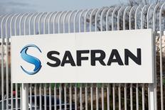 Safran a annoncé mercredi un accord de partenariat technologique avec Prodways Group. /Photo prise le 24 février 2017/REUTERS/Charles Platiau