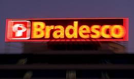 Logo do banco Bradesco em Osasco, São Paulo. 03/08/2015. REUTERS/Paulo Whitaker