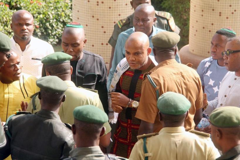Nigeria releases Biafra separatist leader Kanu on bail - Reuters