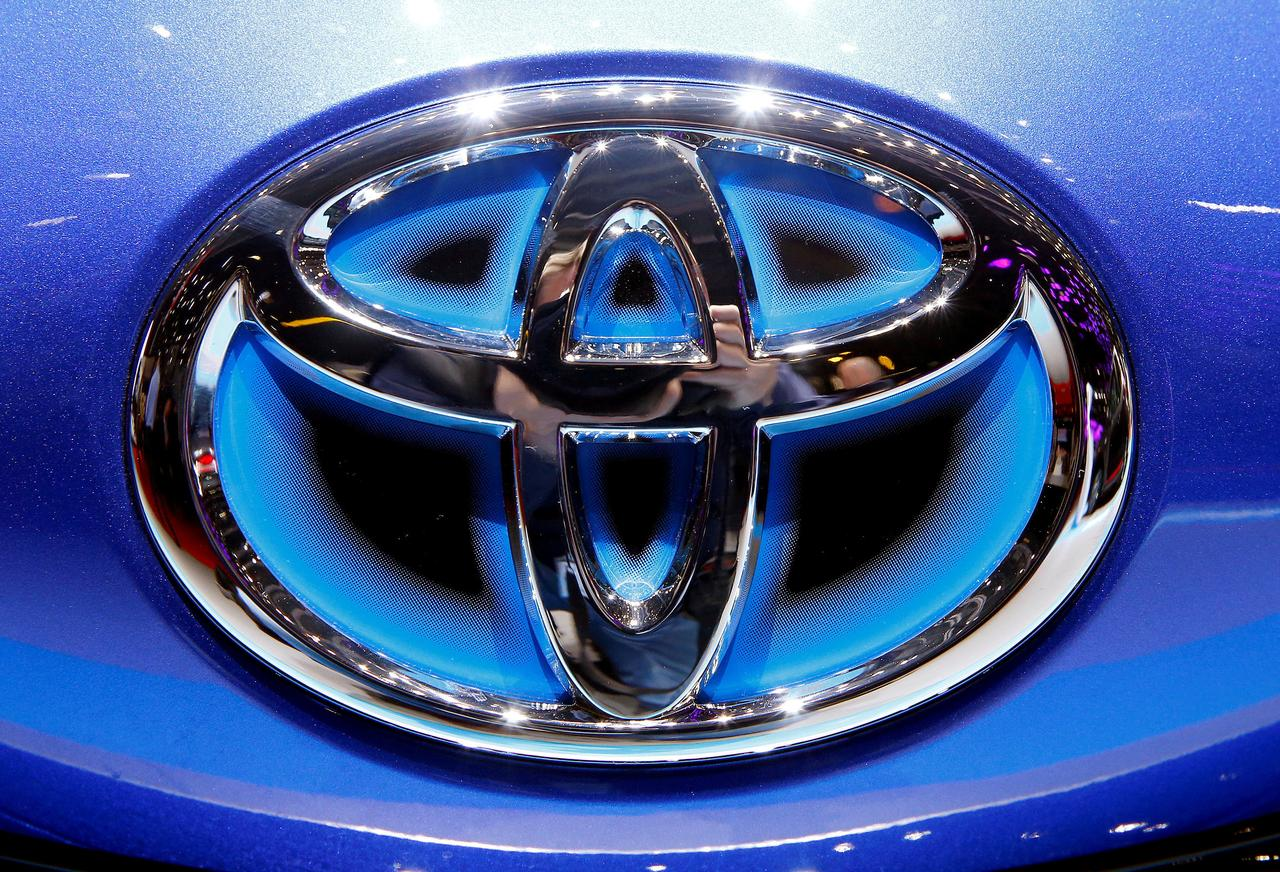 Us to probe japanese german automakers over alleged patent file photo the toyota logo seen during the 87th international motor show at palexpo in geneva switzerland march 6 2017 reutersarnd wiegmannfile photo biocorpaavc