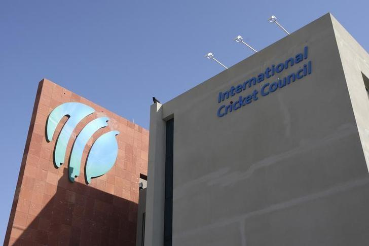 The International Cricket Council ICC HQ is seen in Dubai October 30, 2010. REUTERS/Nikhil Monteiro /Files