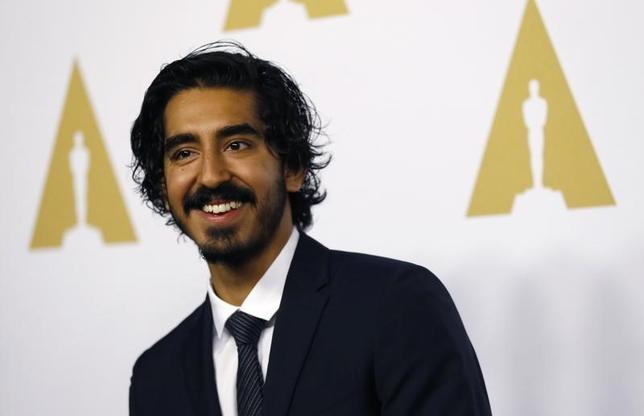 Actor Dev Patel arrives at the 89th Oscars Nominee Luncheon in Beverly Hills, California, U.S., February 6, 2017.  REUTERS/Mario Anzuoni/Files