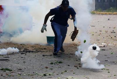 Unrest on the streets of Venezuela