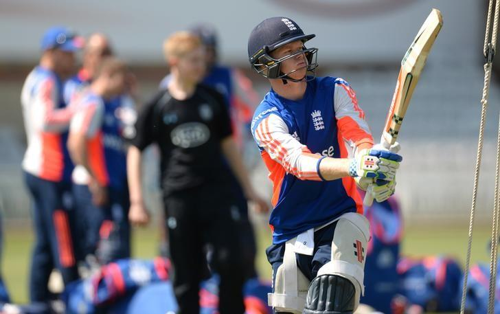 Cricket - England Nets - Kia Oval - 11/6/15England's Sam Billings during netsAction Images via Reuters / Philip Brown/Livepic/ Files