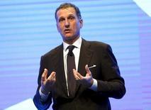 Il presidente di Telecom Italia Giuseppe Recchi. REUTERS/Remo Casilli