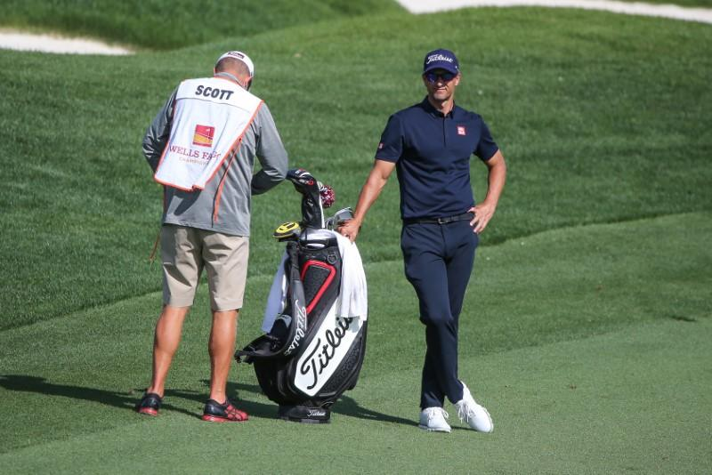 Scott Not Ready To Fade Into Golfing Sunset Reuters