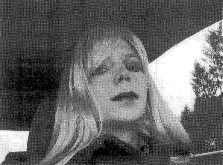 Chelsea Manning is pictured in this 2010 photograph obtained on August 14, 2013.     Courtesy U.S. Army/Handout via REUTERS