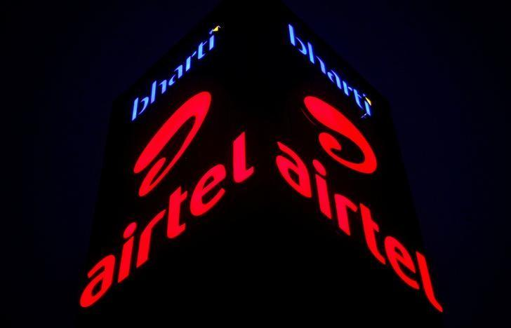 A Bharti Airtel office building is pictured in Gurugram, previously known as Gurgaon, on the outskirts of New Delhi, April 21, 2016. REUTERS/Adnan Abidi/Files