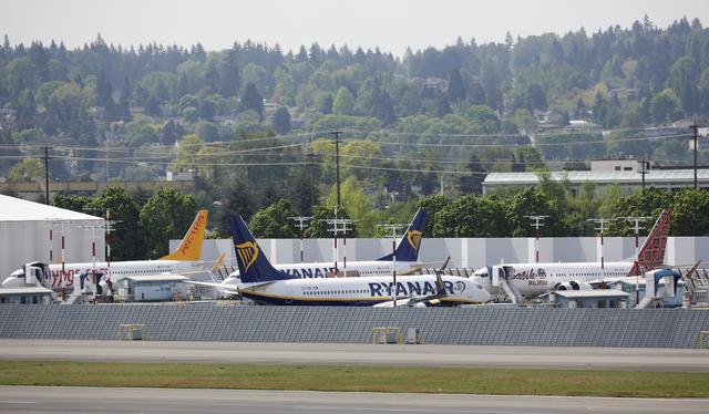 Boeing suspends 737 MAX flights due to engine issue - Reuters