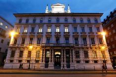 Il palazzo di Generali a Trieste. REUTERS/Remo Casilli