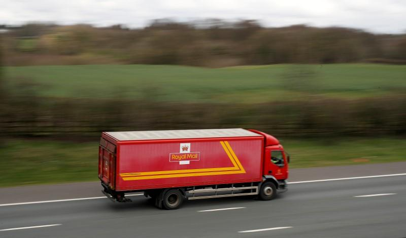 Royal Mail finance director promoted to CFO - Reuters