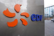Greenpeace a annoncé mercredi le dépôt d'une plainte auprès de la Commission européenne contre la participation de l'Etat français à la recapitalisation d'EDF, l'association de défense de l'environnement estimant qu'il s'agit d'une aide d'Etat déguisée. /Photo d'archives/REUTERS/Charles Platiau
