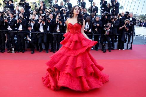 Aishwarya at Cannes