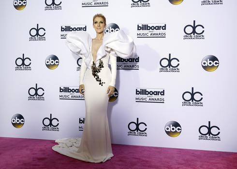 Billboard red carpet