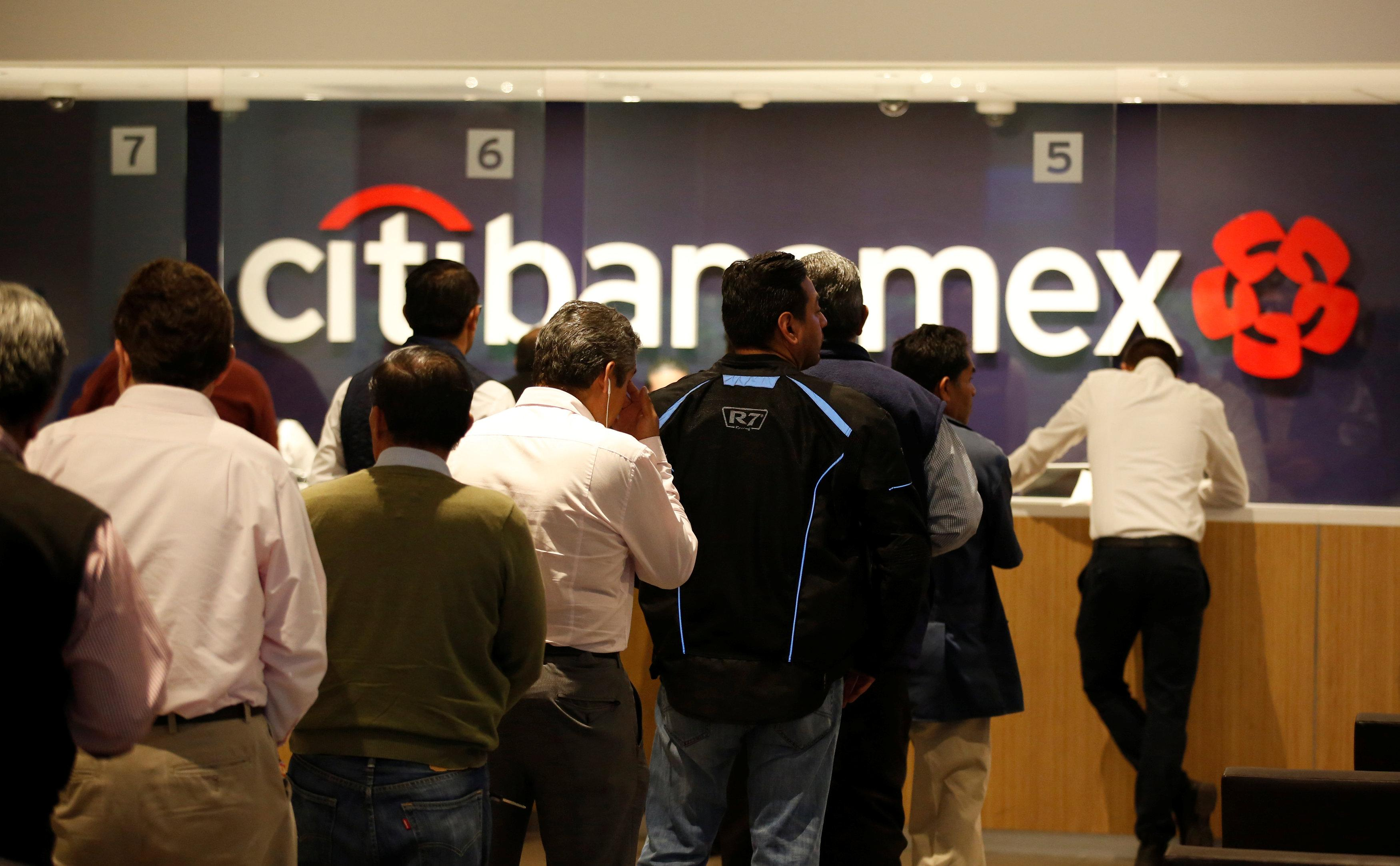 Citi struggles to bring back shine to its Mexican crown jewel - Reuters