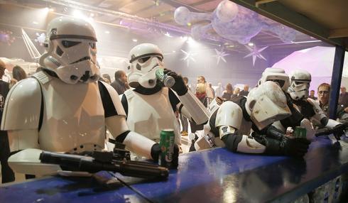 Star Wars turns 40
