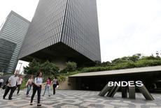 Prédio do BNDES no Rio de Janeiro 22/11/2016 REUTERS/Sergio Moraes