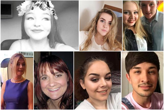 5月25日、英マンチェスターで行われた米歌手アリアナ・グランデのコンサート会場で22日に発生した自爆攻撃は、8歳の少女を含む22人の命を奪った。写真は犠牲者の家族らが提供(2017年 ロイター)
