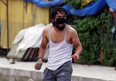 Unrest in Kashmir