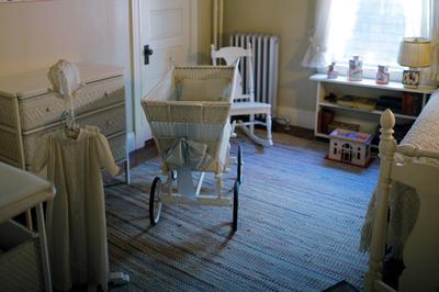 Inside JFK's childhood home