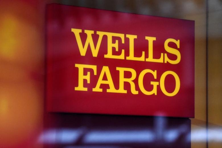 A Wells Fargo logo is seen in New York City, U.S. January 10, 2017. REUTERS/Stephanie Keith