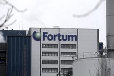 Le finlandais Fortum est en négociations avec E.ON pour le rachat de ses 46,7% dans Uniper, la société qui regroupe les activités de production d'électricité classique et de négoce du groupe allemand, rapporte mercredi l'agence Bloomberg en citant des sources. /Photo d'archives/REUTERS/Ints Kalnins