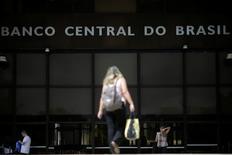 Banco Central em Brasília  16/5/2017 REUTERS/Ueslei Marcelino