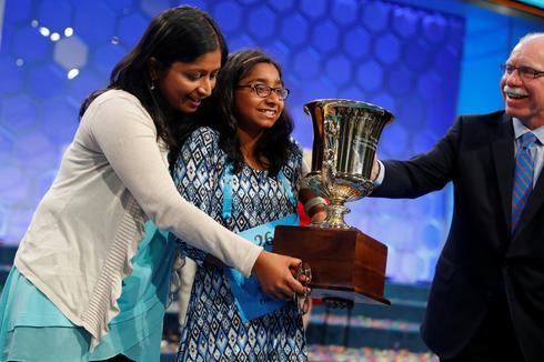 Ananya Vinay wins Scripps Spelling Bee