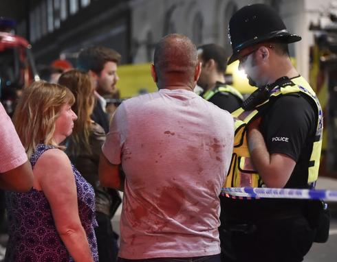 Multiple attacks in London