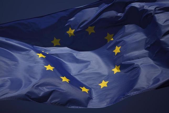 6月6日、欧州連合(EU)首脳らは、8日の英総選挙でメイ首相の保守党が第2党を大きく引き離して過半数を確保することを望んでいる。2013年1月撮影(2017年 ロイター/Jon Nazca)