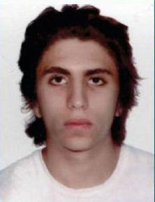 Italian national Youssef Zaghba, 22, identified by Italian and British law enforcement bodies as the the third man shot dead by police officers during the attack on London Bridge and Borough Market is seen in an undated image handed out by the Metropolitan Police, June 6, 2017, Metropolitan Police Handout via REUTERS