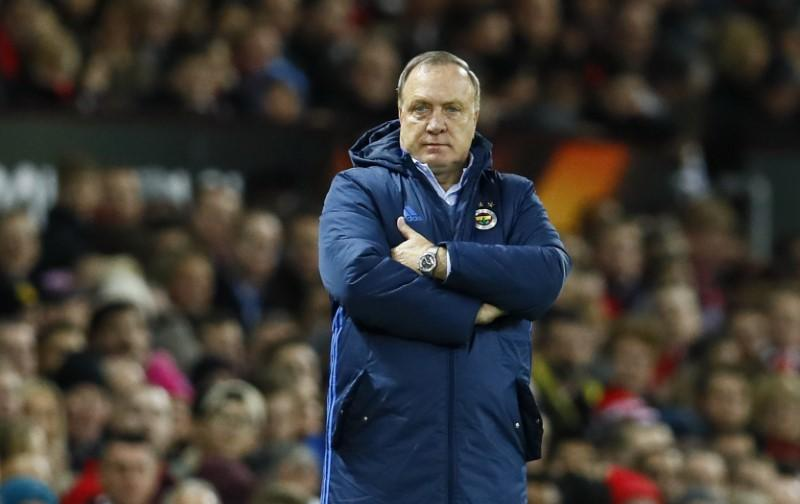 Advocaat says results not pretty football key for desperate