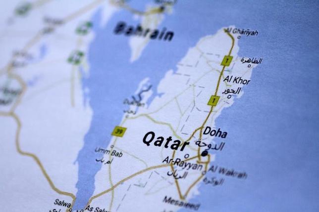 6月6日、サウジアラビアのジュベイル外相は、カタールが中東主要国との国交を回復するには、イスラム原理主義組織ハマスとイスラム組織「ムスリム同胞団」への支援を停止する必要があると述べた。5日撮影(2017年 ロイター/Thomas White)