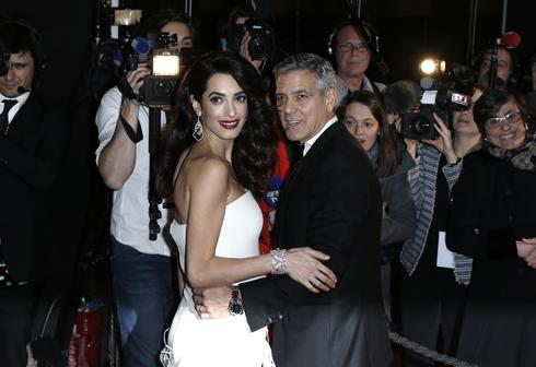 Amal and George Clooney welcome twins