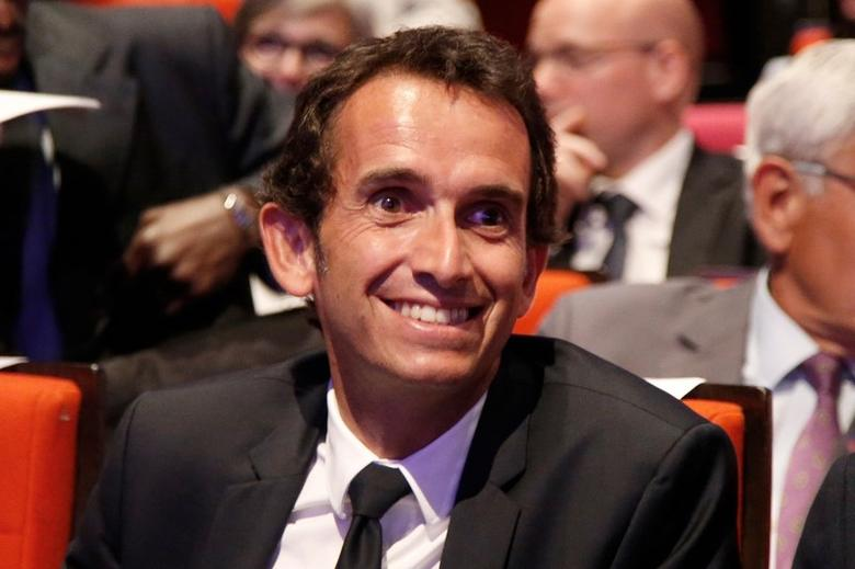 Alexandre Bompard, Chairman and Chief Executive Officer of Fnac-Darty, attends the French telecom operator Orange company's shareholders meeting in Paris, France, June 1, 2017. REUTERS/Charles Platiau