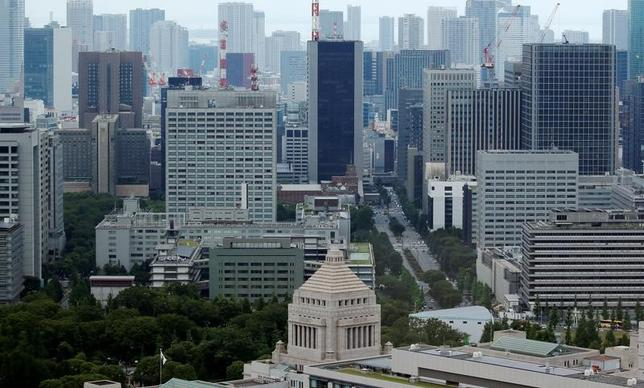 6月8日、性犯罪を厳罰化する刑法改正案が衆院本会議で可決された。2016年7月撮影(2017年 ロイター/Toru Hanai)