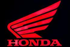 Honda Motor a dévoilé jeudi pour la première fois ses projets de développement relatifs à une voiture autonome capable de circuler en ville d'ici 2025, misant sur cette stratégie pour rivaliser avec ses concurrents sur le marché de l'automobile du futur. /Photo prise le 28 mars 2017/REUTERS/Athit Perawongmetha